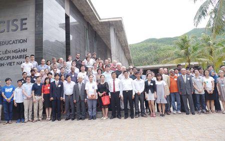 Bon giao su Nhat Ban tham gia nhom Vat ly Neutrino Viet Nam - Anh 7