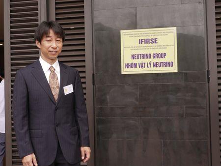 Bon giao su Nhat Ban tham gia nhom Vat ly Neutrino Viet Nam - Anh 8