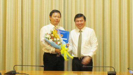 Ong Duong Anh Duc lam Giam doc So Thong tin & Truyen thong TP.HCM - Anh 1