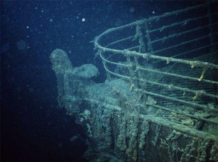 Loat anh lan dau tien phat hien tau dam Titanic nam 1985 - Anh 10
