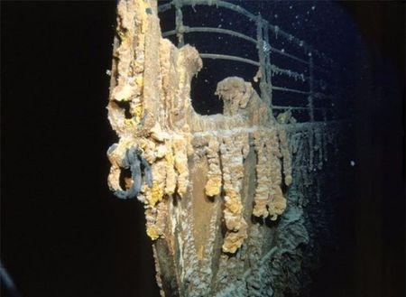 Loat anh lan dau tien phat hien tau dam Titanic nam 1985 - Anh 2