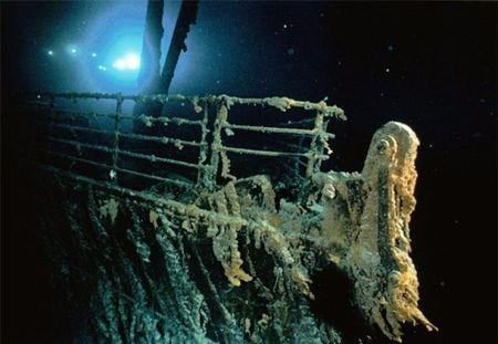 Loat anh lan dau tien phat hien tau dam Titanic nam 1985 - Anh 3