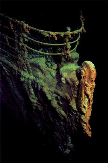 Loat anh lan dau tien phat hien tau dam Titanic nam 1985 - Anh 4