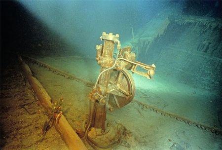 Loat anh lan dau tien phat hien tau dam Titanic nam 1985 - Anh 5