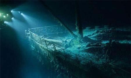 Loat anh lan dau tien phat hien tau dam Titanic nam 1985 - Anh 8