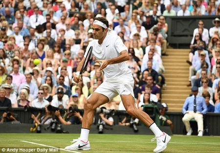 Roger Federer: Don gian, anh la thien tai! - Anh 1