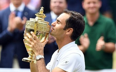 Roger Federer: Don gian, anh la thien tai! - Anh 4