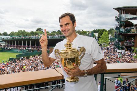 TENNIS ngay 17/7: Federer tiet lo ke hoach giai nghe. Anh trai Murray mang lai tu hao cho Anh quoc - Anh 1