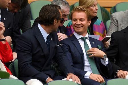 TENNIS ngay 17/7: Federer tiet lo ke hoach giai nghe. Anh trai Murray mang lai tu hao cho Anh quoc - Anh 5