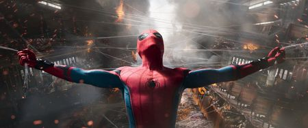Spider-man Homecoming: Khong can cuu ca the gioi van la sieu anh hung - Anh 2