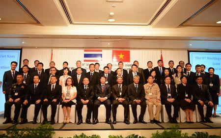 Viet Nam - Thai Lan hop Nhom cong tac chung ve chinh tri, an ninh - Anh 2