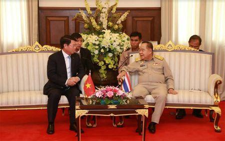 Viet Nam - Thai Lan hop Nhom cong tac chung ve chinh tri, an ninh - Anh 3