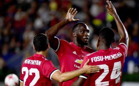 Video xem truc tiep tran Real Salt Lake - Manchester United - Anh 1