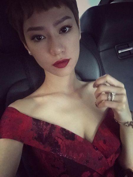 Sao Viet 18/7: Nha Phuong he lo chuyen tinh cam ran nut voi Truong Giang? - Anh 12