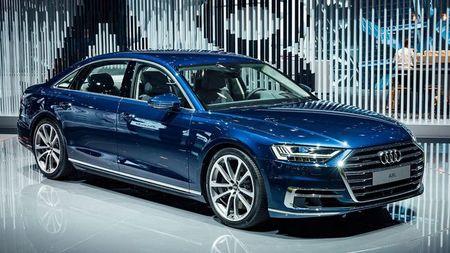 Thiet ke va noi that tuyet dep cua Audi A8 2018 - Anh 2