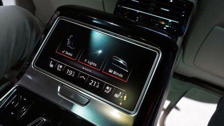 Thiet ke va noi that tuyet dep cua Audi A8 2018 - Anh 7