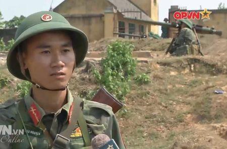 Dang ne sung chong tang SPG-9 do Viet Nam san xuat - Anh 4