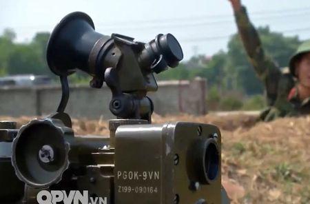 Dang ne sung chong tang SPG-9 do Viet Nam san xuat - Anh 9