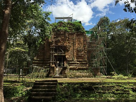 Kham pha Di san the gioi moi toanh cua Campuchia - Anh 8