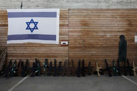 Dot nhap trai huan luyen du khach 'chong khung bo' o Israel - Anh 8