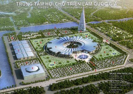 Dieu chinh Quy hoach Trung tam Hoi cho trien lam quoc gia - Anh 1