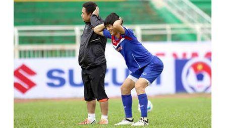 Lich thi dau U22 Viet Nam tai vong loai U23 Chau A - Anh 1