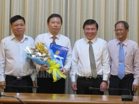 Ong Duong Anh Duc giu chuc Giam doc So TTTT TP.HCM - Anh 1