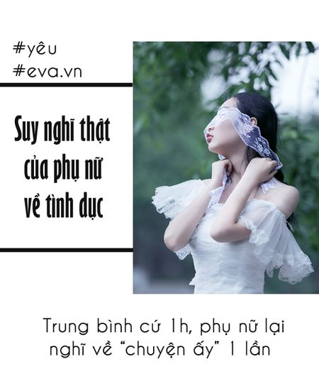 "Suy nghi cua phu nu ve ""chuyen ay"" - nhung tiet lo moi nhat se khien ban giat minh - Anh 1"
