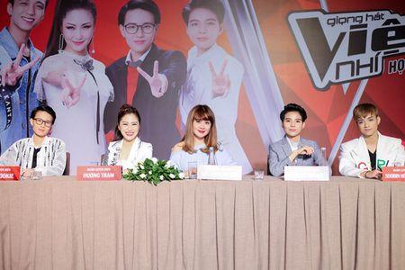 The Voice Kids 2017 khong chieu tro chi dung tinh cam de chinh phuc thi sinh - Anh 1