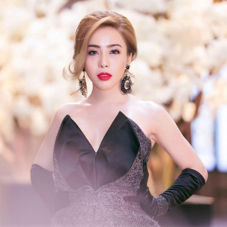 Nghi van Que Van bi A khoi Mai Dieu Linh to 'an chao da bat'  - Anh 2