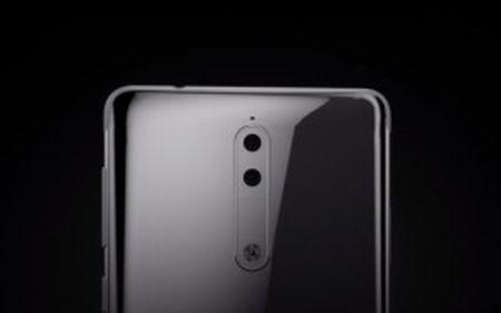 Lo camera kep xep doc cua Nokia 8, khong co logo Zeiss - Anh 3