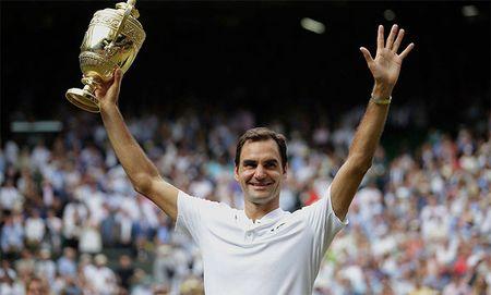 Federer len so 3 the gioi, ngoi hau nu doi chu - Anh 1