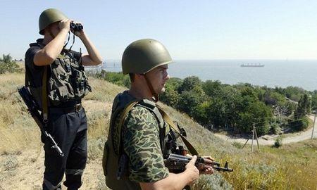 Canh sat Ukraine bat cong dan Nga vi nghi gia nhap IS - Anh 1