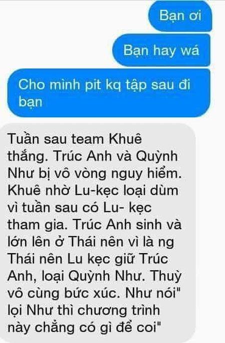The Face tap 6 lai cat phang man cai co nay lua cua Lukkade va Hoang Thuy? - Anh 4