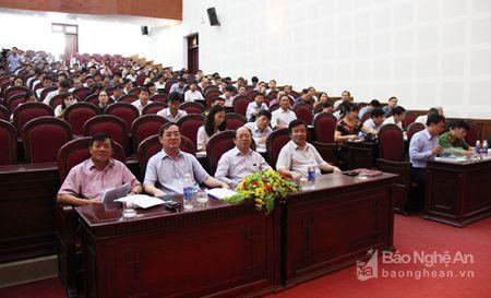 Thanh pho Vinh quan triet Nghi quyet Trung uong 5 (khoa XII) - Anh 1