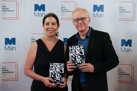 Chu nhan giai Man Booker 2017 khong phai an may - Anh 2