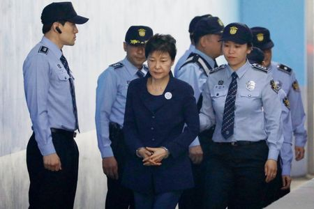 Tim thay them tai lieu buoc toi cuu Tong thong Han Quoc Park Geun-hye - Anh 4