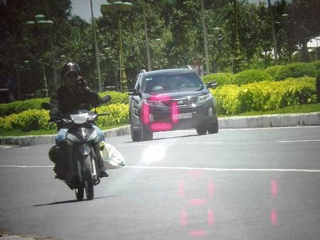 Vu trung tuong mang CSGT: CA dua bang chung - Anh 1