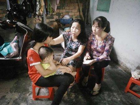 Thanh nien 16 tuoi hiep dam be gai den mang thai - Anh 1