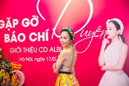 Sao Mai Hong Duyen 'thoi' acoustic, jazz vao dan ca - Anh 1