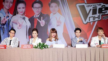 The Voice Kids - Giong hat Viet nhi mua 5: 'Cuoc choi' nhieu thay doi - Anh 1