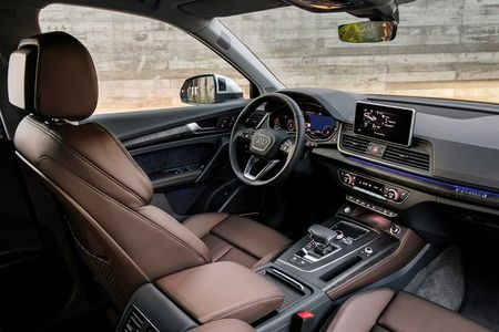 Mau SUV hoan toan moi cua Audi co gia hon 2 ty dong - Anh 10