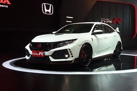 Honda Civic Type R gia tu 1,69 ty dong o Dong Nam A - Anh 1