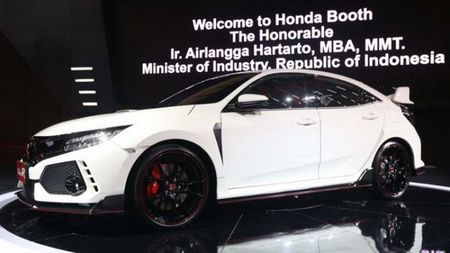 Honda Civic Type R gia tu 1,69 ty dong o Dong Nam A - Anh 2