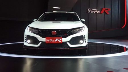 Honda Civic Type R gia tu 1,69 ty dong o Dong Nam A - Anh 3