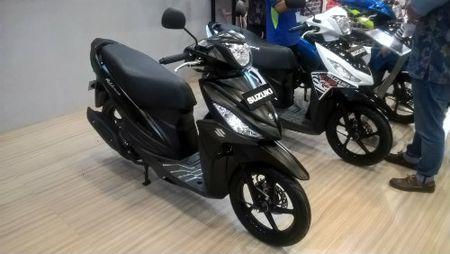 Phat them Suzuki Address ban dac biet, gia 26,8 trieu dong - Anh 1