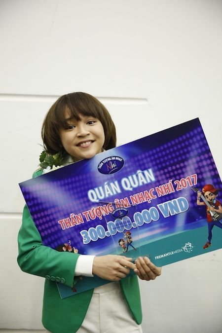 Quan quan Vietnam Idol Kids 2017: 'Khong muon tro thanh Phuong My Chi' - Anh 1
