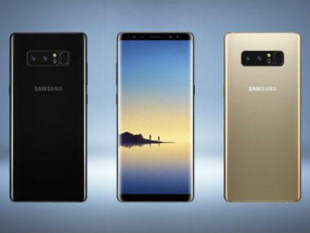 Samsung Galaxy Note 8 ro ri thong so quan trong nhat - Anh 1