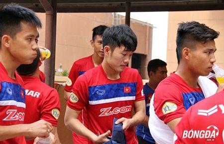 U22 Viet Nam can doi cac bai tap truoc SEA Games 29 - Anh 13