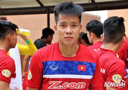 U22 Viet Nam can doi cac bai tap truoc SEA Games 29 - Anh 14